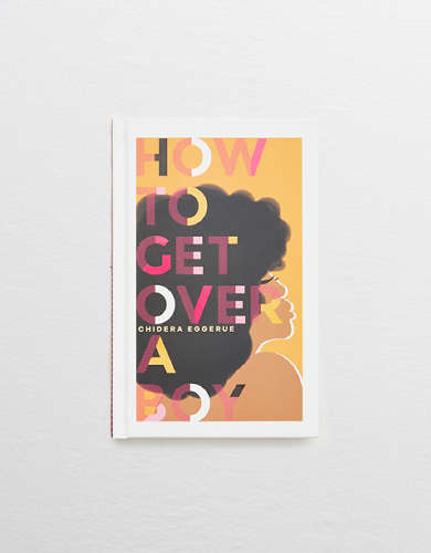 How To Get Over A Boy Book