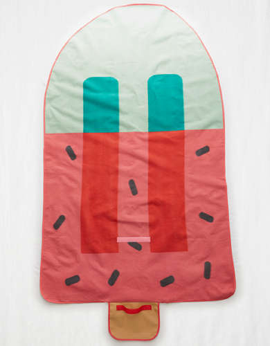 Gift Republic Ice Lolly Beach Blanket