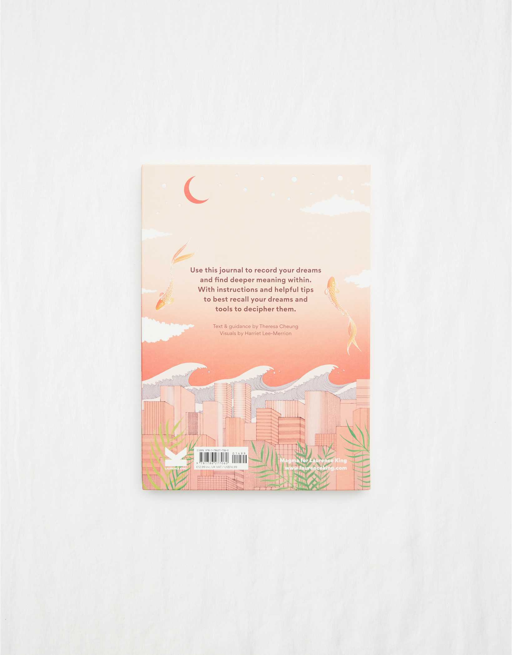 Chronicle Books Dream Decoder Journal
