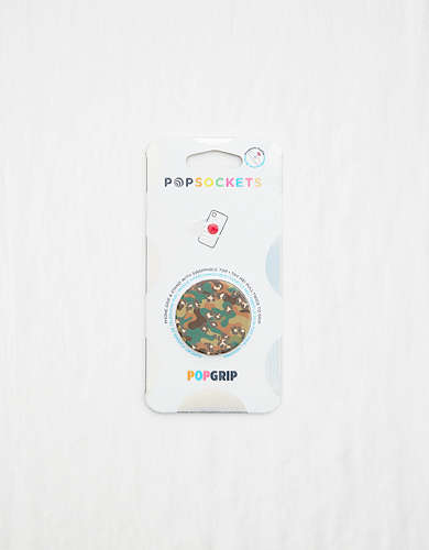 Popsocket Supercamo PopGrip
