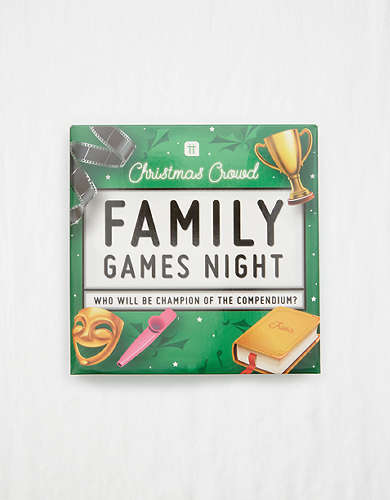 Christmas Family Games Night