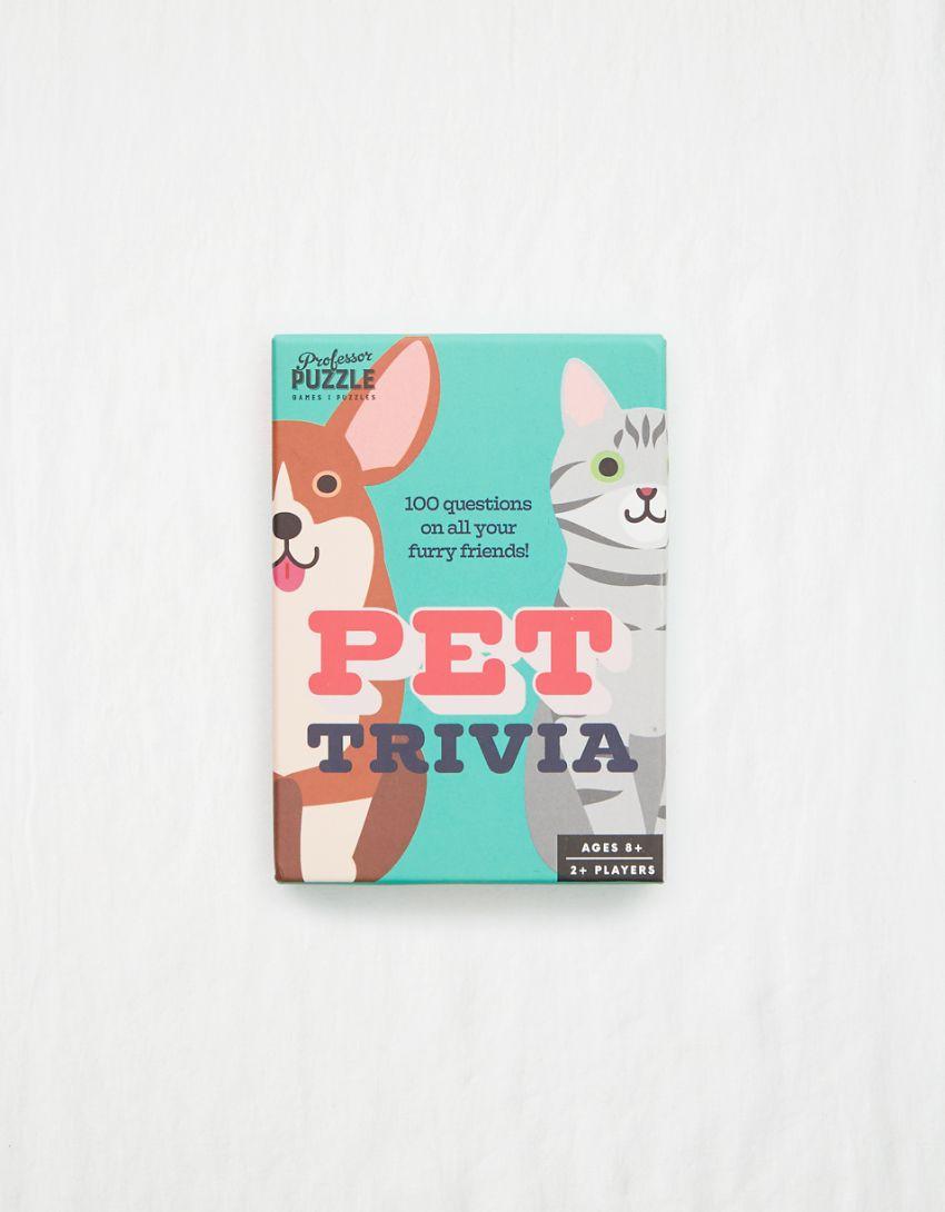 Pet Trivia