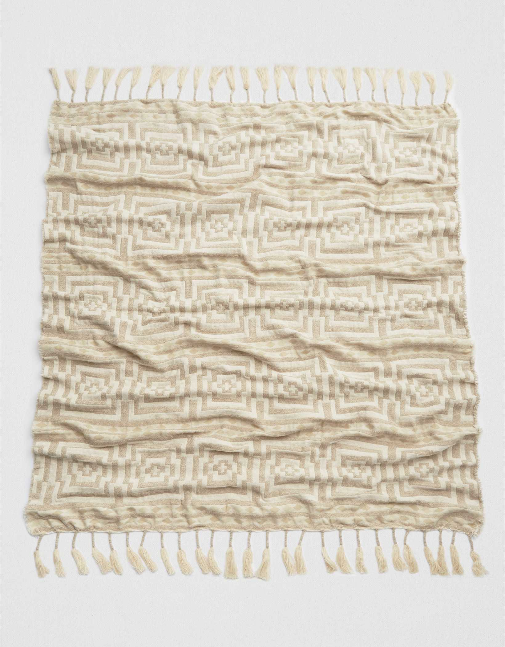 Hypnotic Throw Blanket