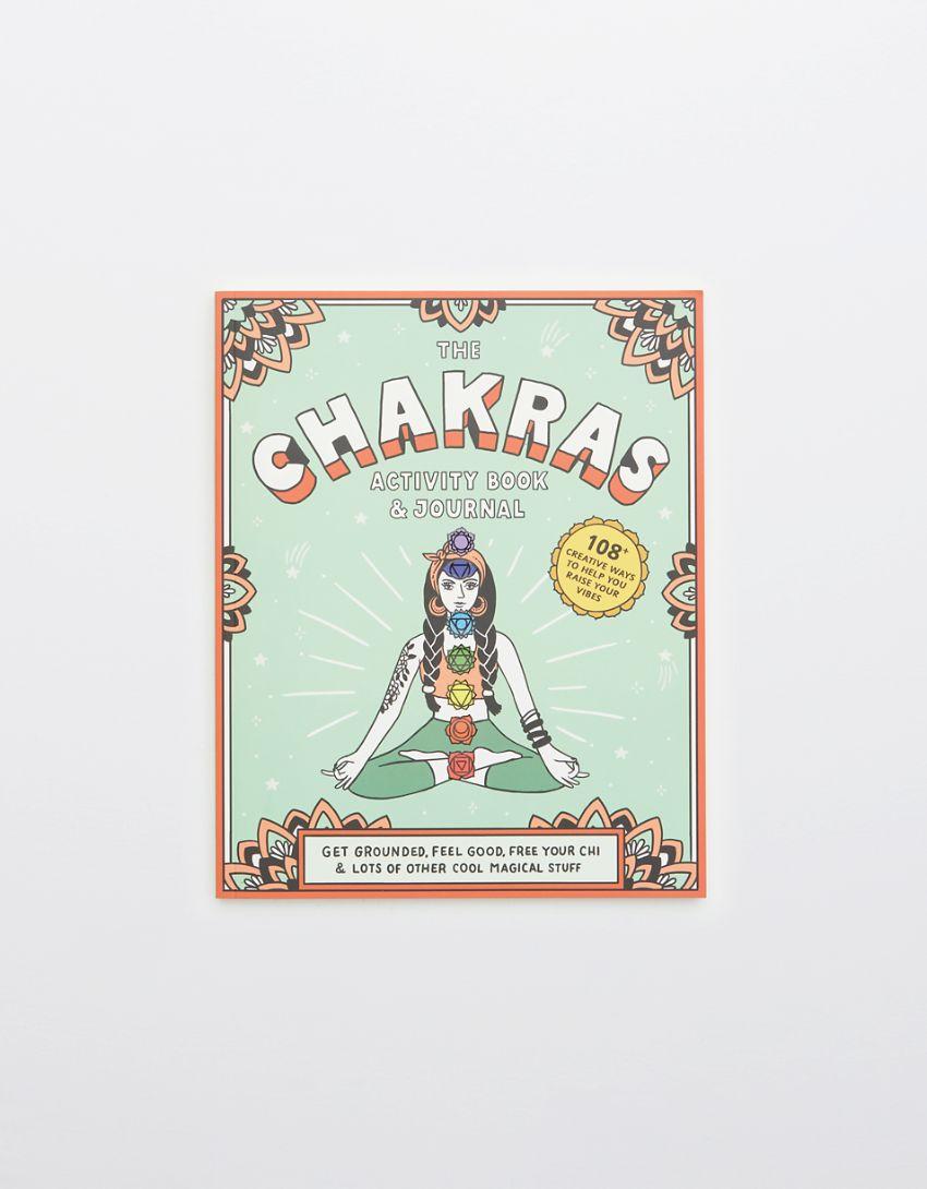 Knock Knock Chakra Activity Book