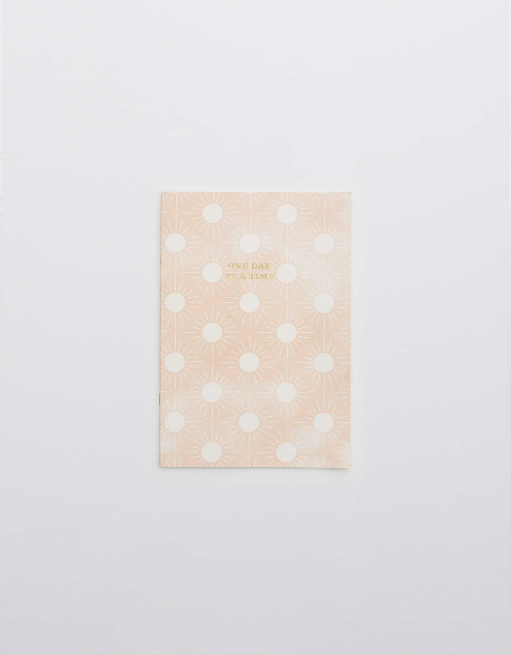 Oh Deer Good One Day At A Time Notebook