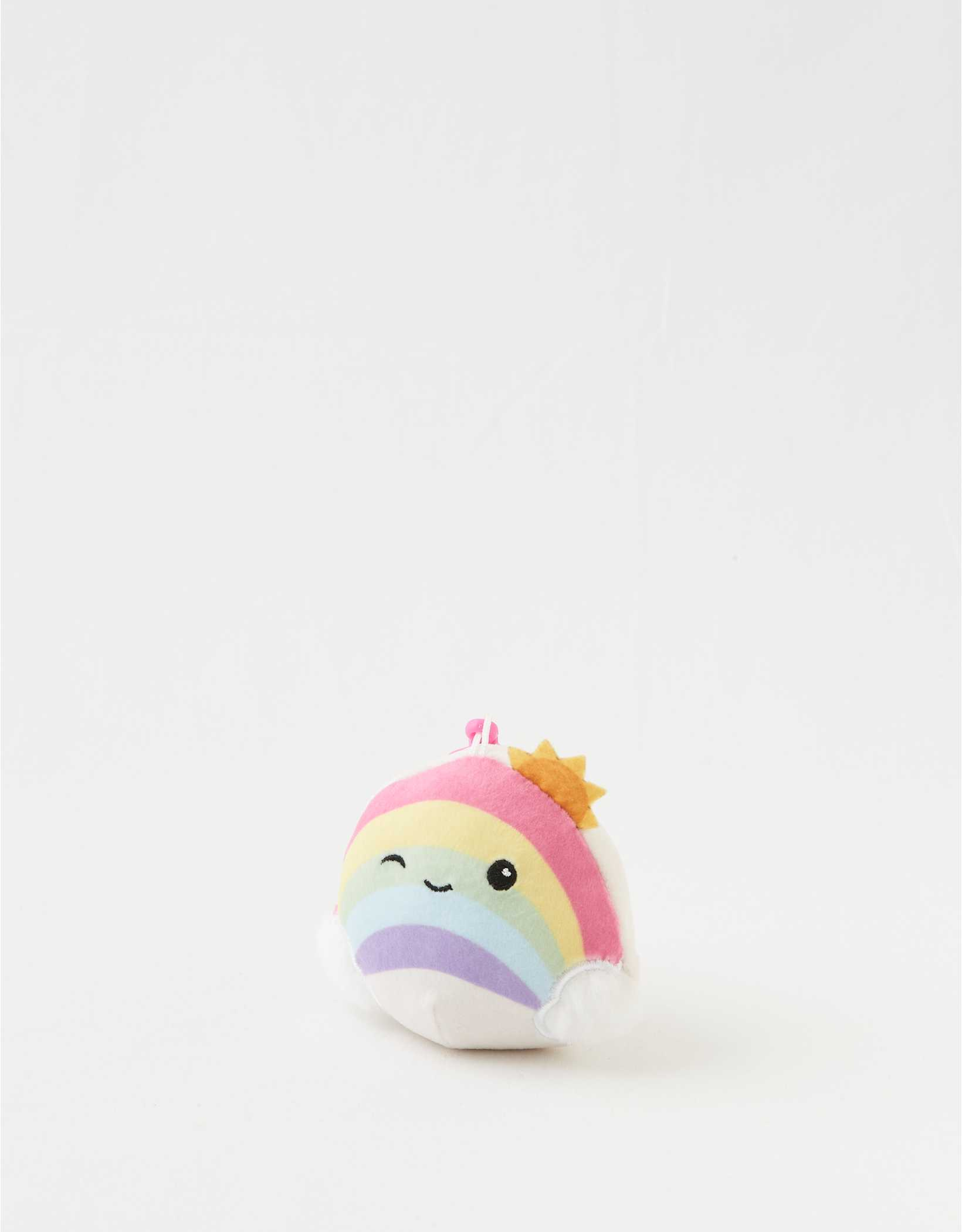 Squishmallow Clip On 3.5 in Plush Toy - Sunshine