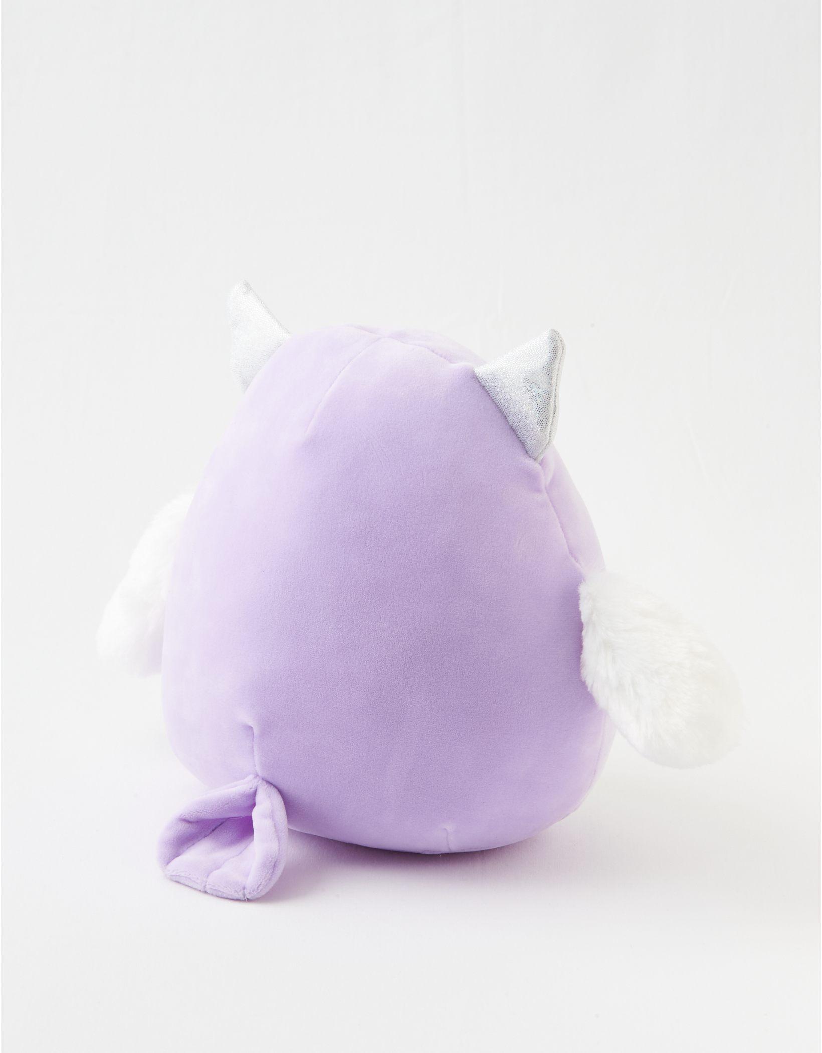 Squishmallow 8 in Plush Toy - Quartz