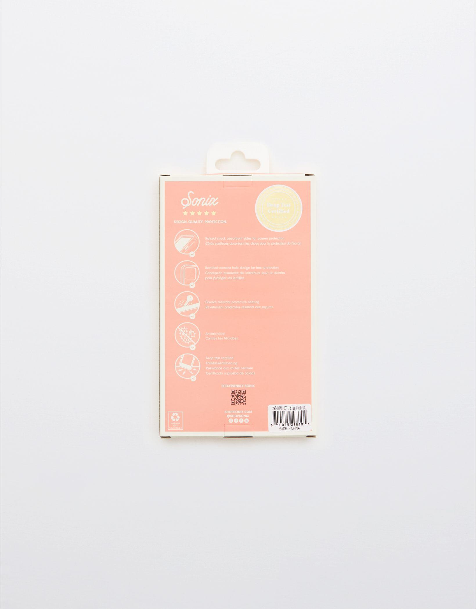 Sonix iPhone 12 & 12 Pro Case - Confetti
