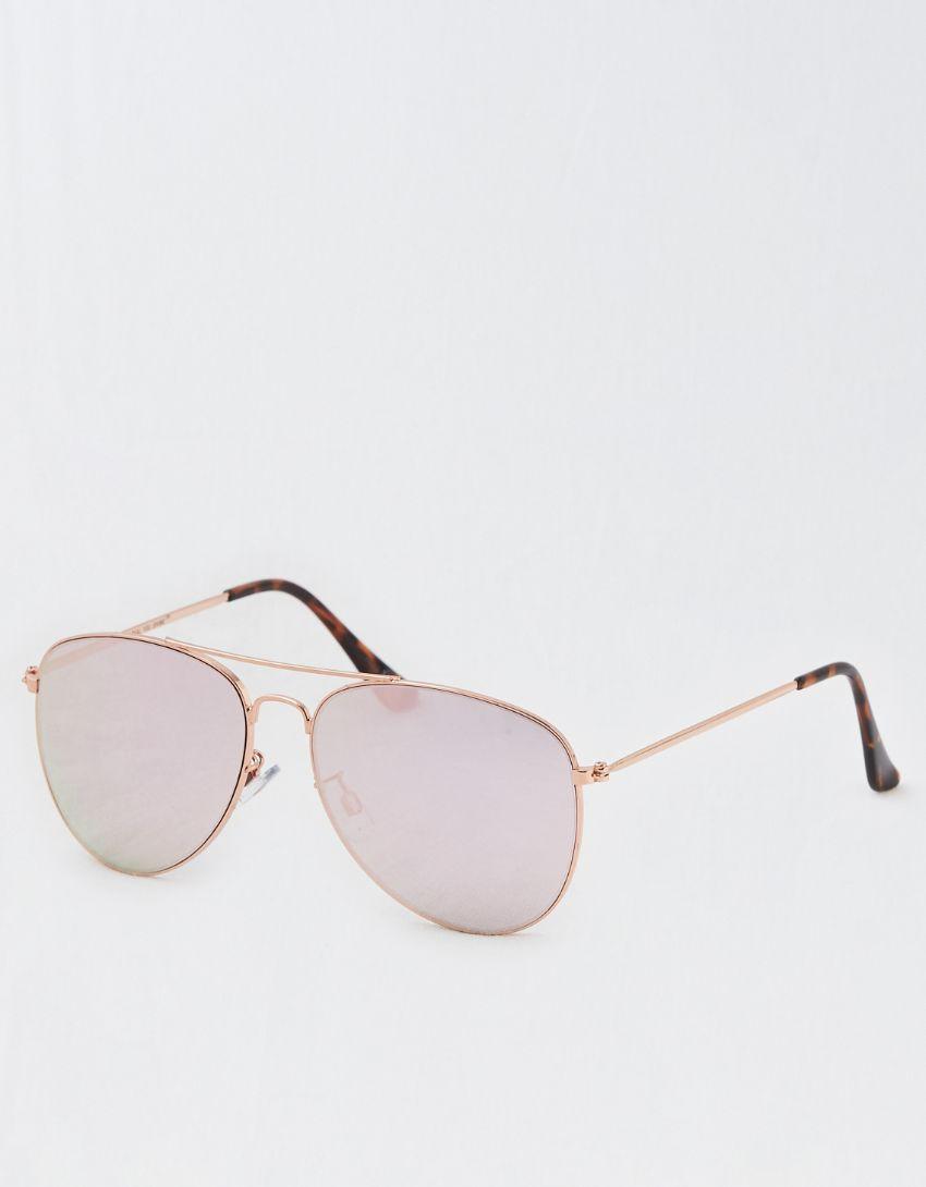 Aerie So Fly Aviator Sunglasses