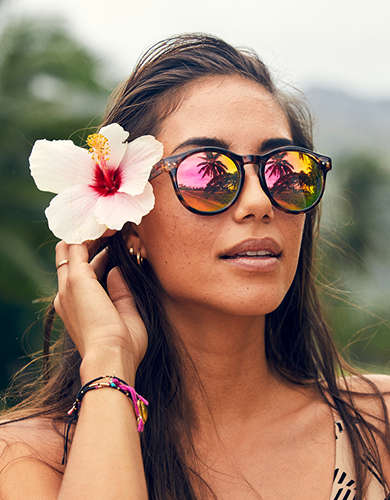 Aerie Love Goes Round Sunnies