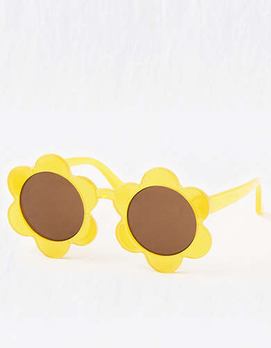Aerie Flower PWR Sunglasses
