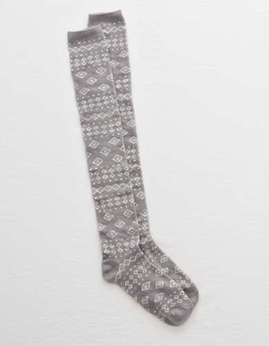 Over-The-Knee Socks | Aerie for American Eagle