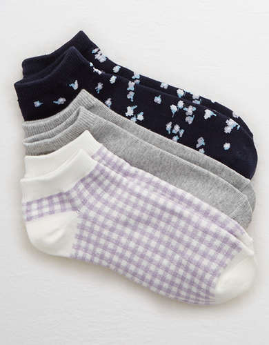 Aerie Shortie Ankle Socks  - Buy One, Get One 50% Off