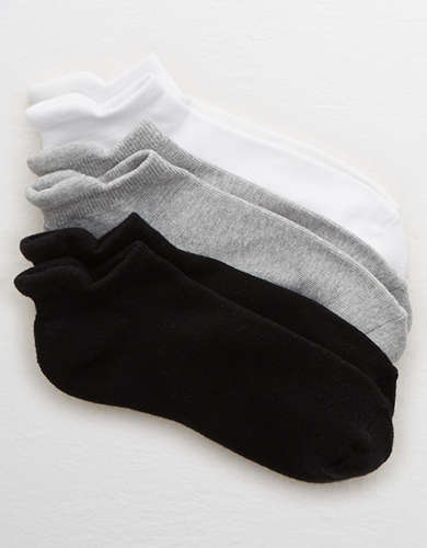 Aerie Sporty Ankle Socks -