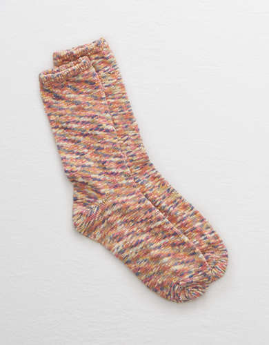 Aerie Marled Crew Socks  - Buy One, Get One 50% Off
