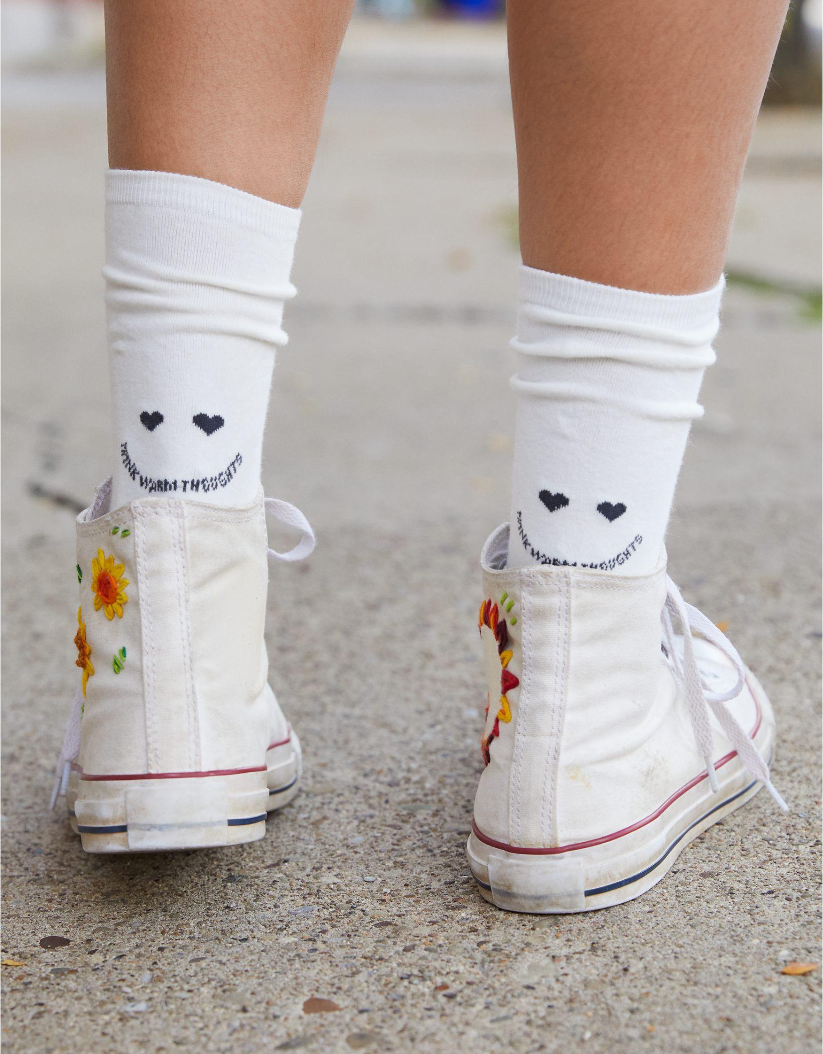 Aerie Crew Socks