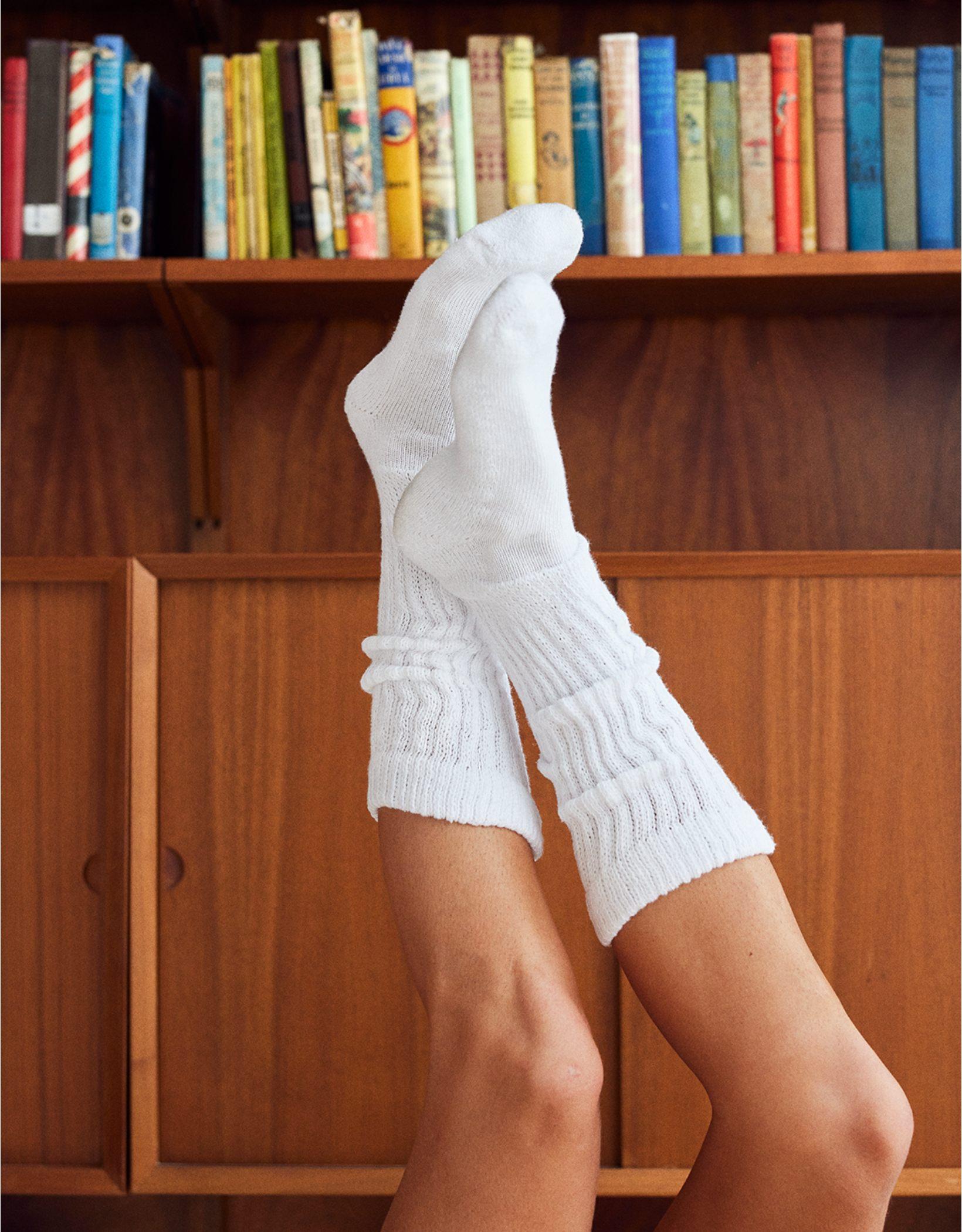 Aerie Slouchy Socks