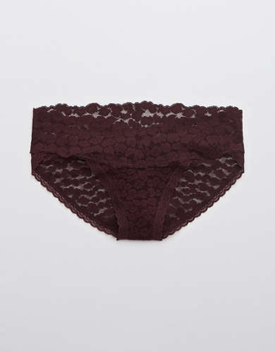 Aerie Animal Lace Bikini Underwear