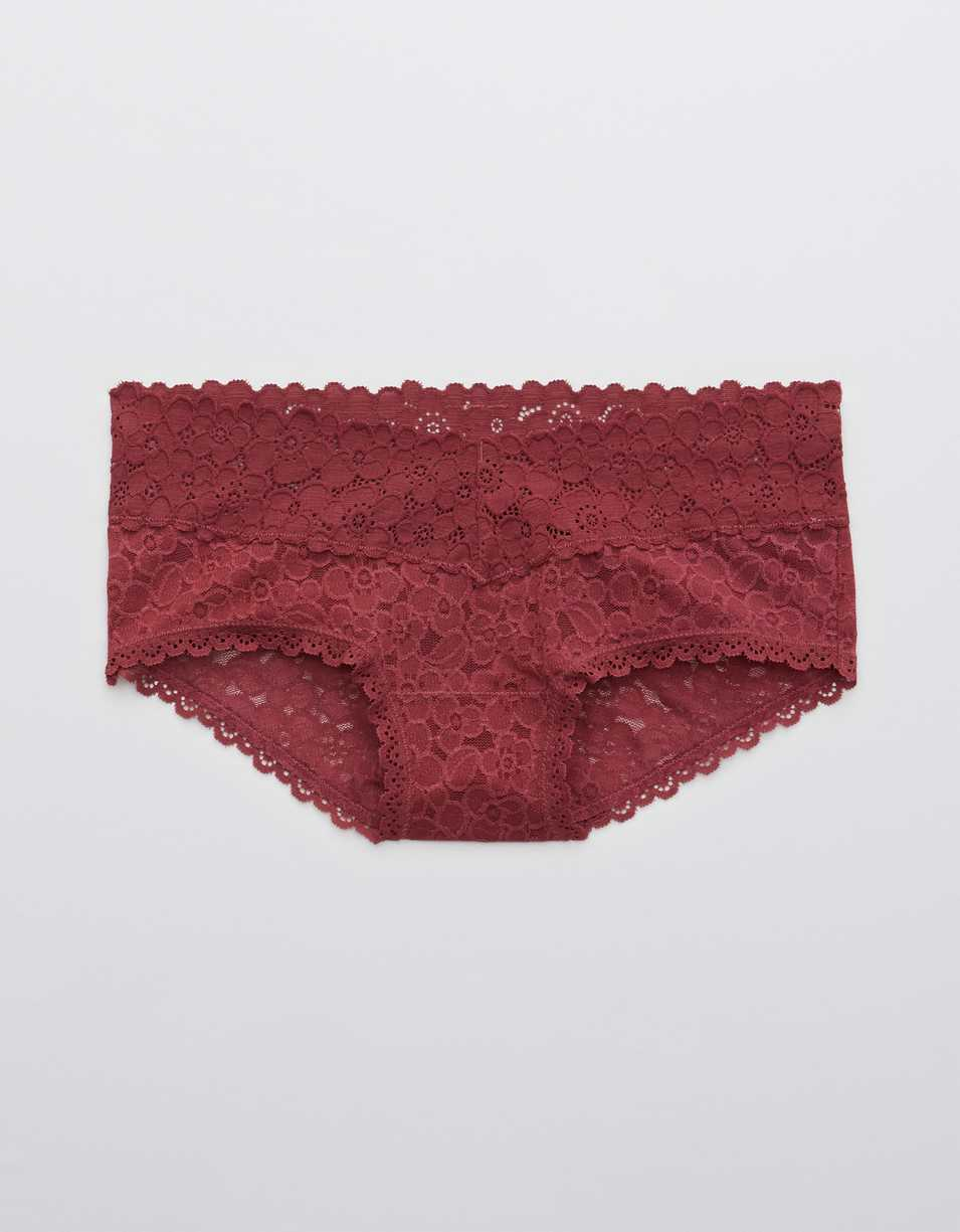 Aerie Real Good Lace Boybrief Underwear