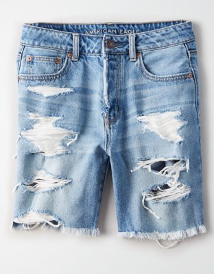 e9ff14be8e This review is fromHigh-Waisted Tomgirl Denim Bermuda Short.