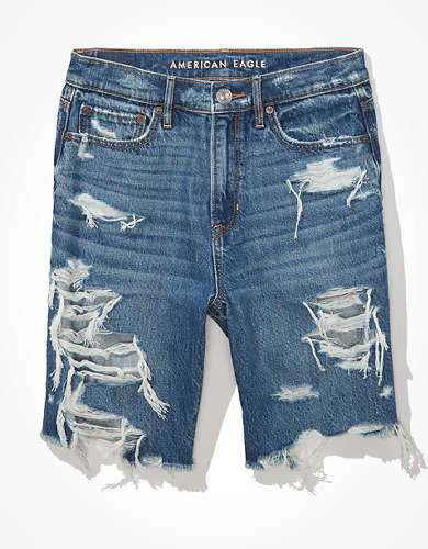 AE Denim '90s Boyfriend Bermuda Short