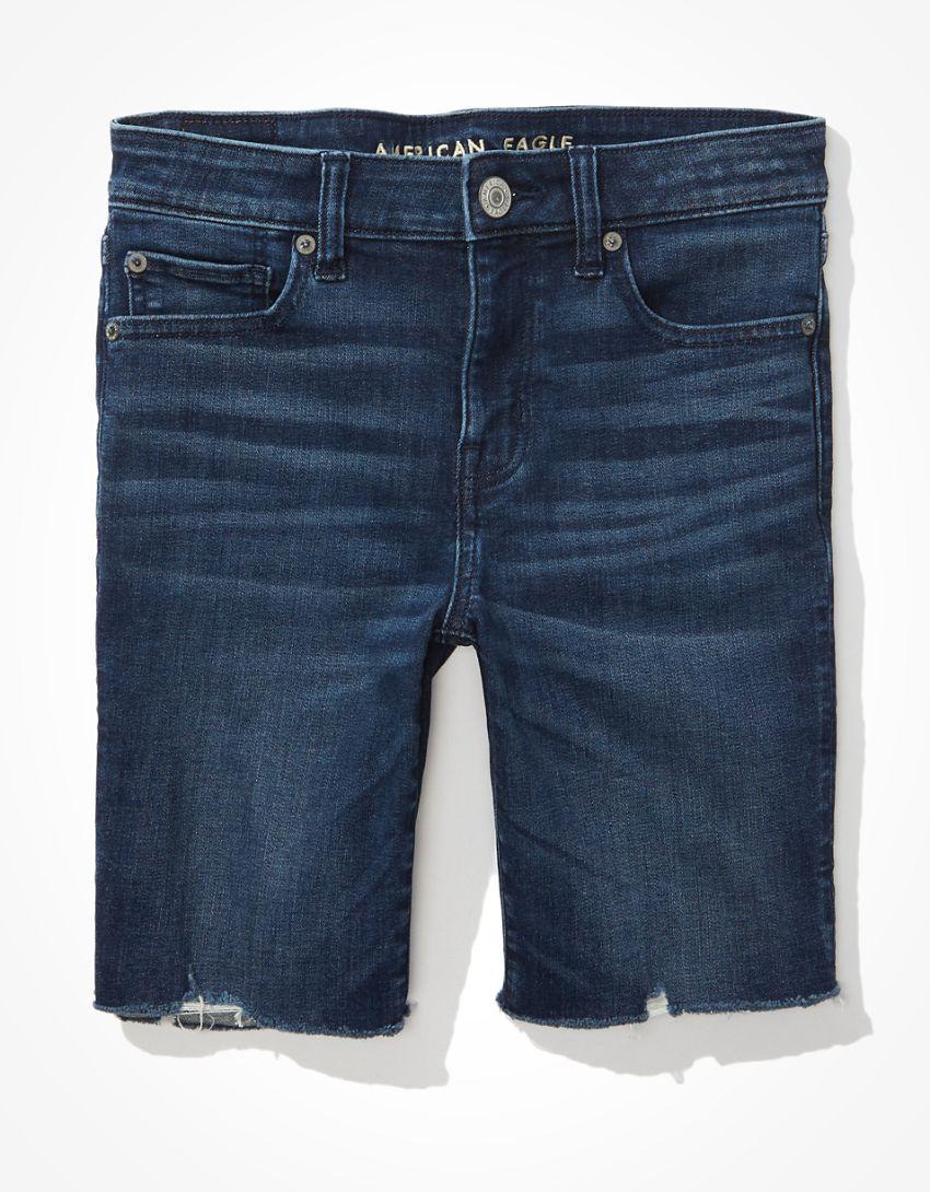 AE Ne(x)t Level Denim Skinny Bermuda Short