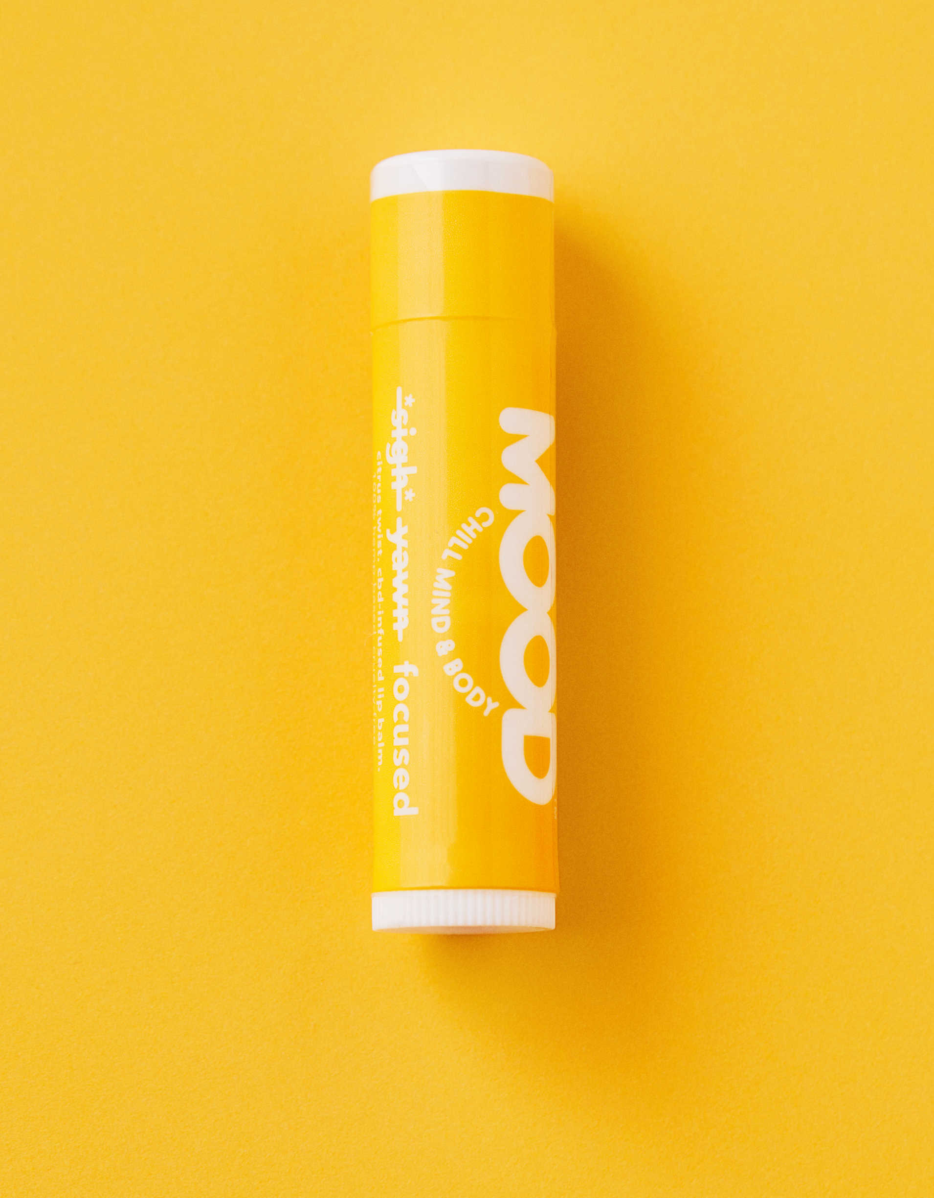 MOOD Focused CBD-Infused Lip Balm