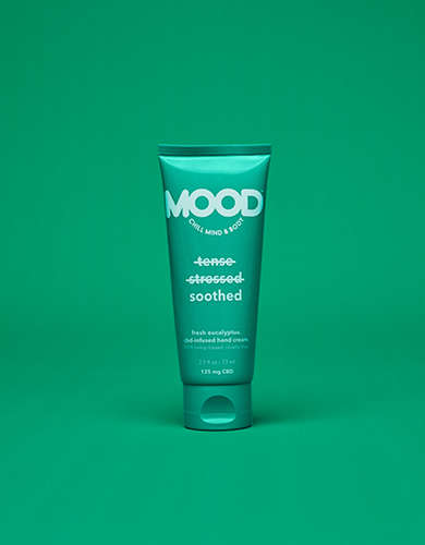 MOOD Soothed CBD-Infused Hand Cream