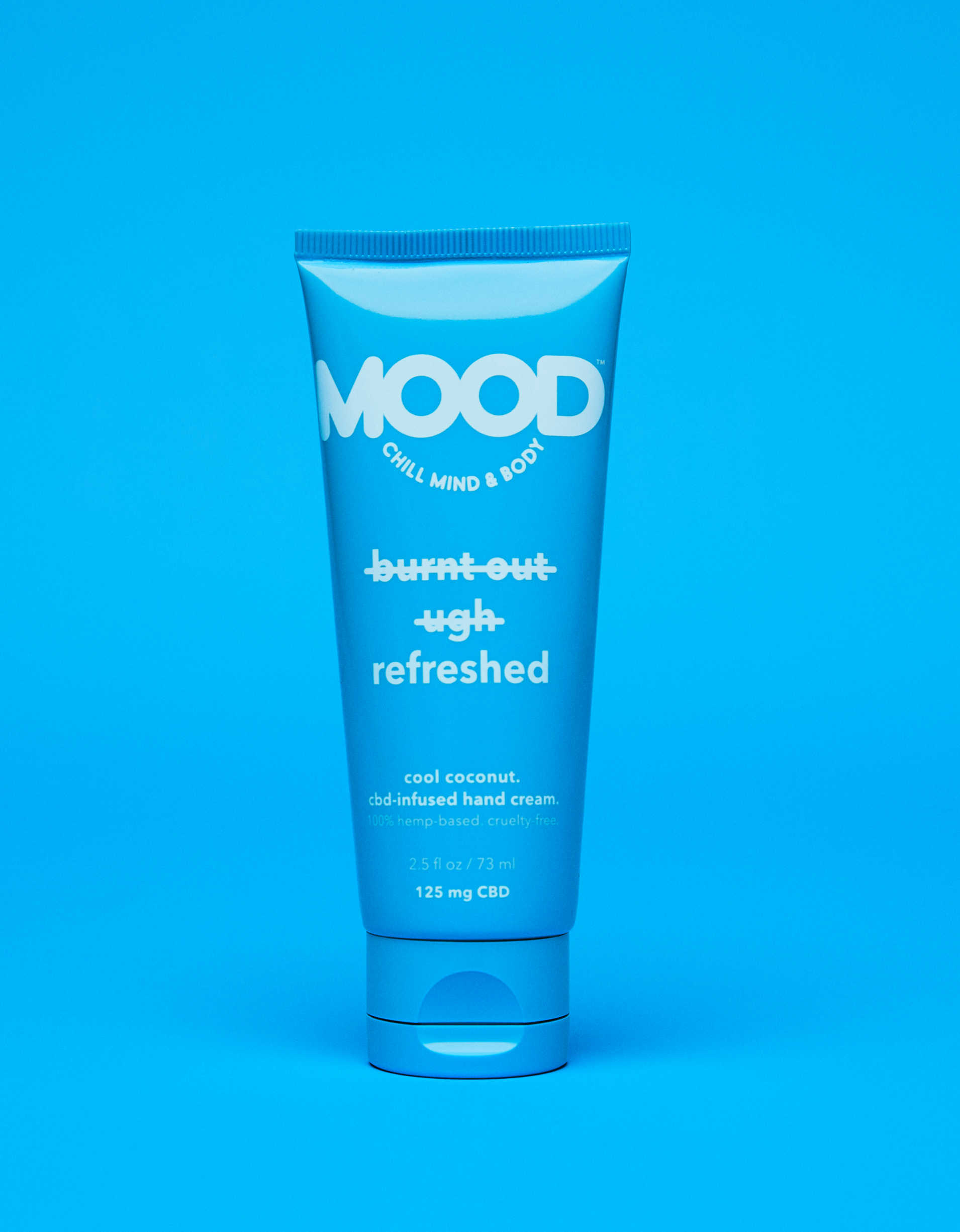 MOOD Refreshed CBD-Infused Hand Cream
