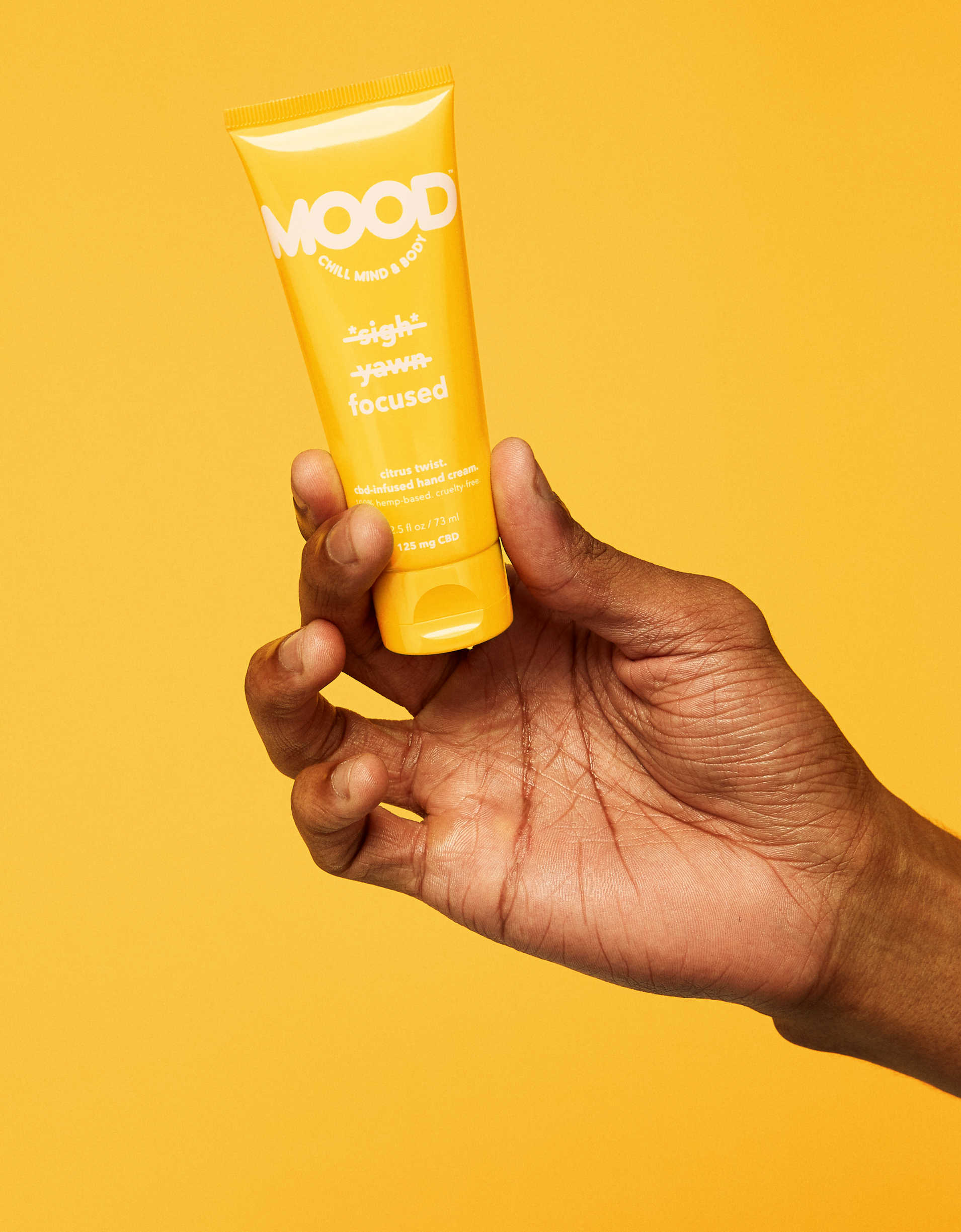 MOOD Focused CBD-Infused Hand Cream