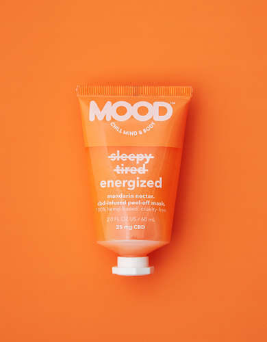 MOOD Energized CBD-Infused Face Mask