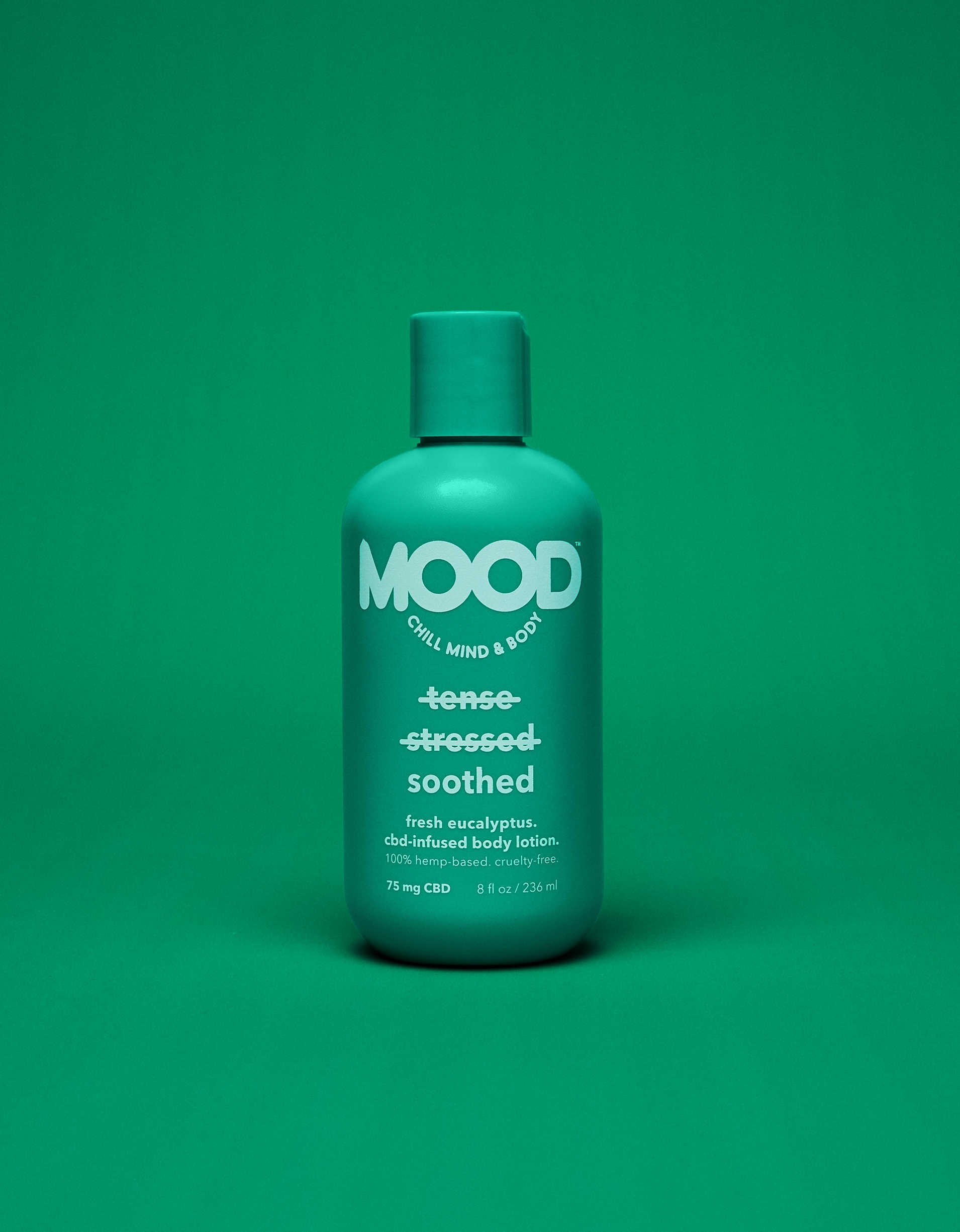 MOOD Soothed CBD-Infused Body Lotion