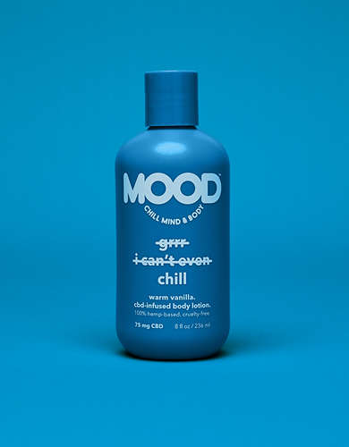 MOOD Chill CBD-Infused Body Lotion