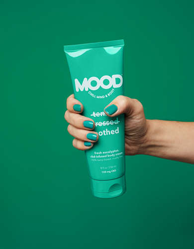 MOOD Soothed CBD-Infused Body Cream