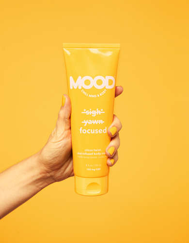 MOOD Focused CBD-Infused Body Cream