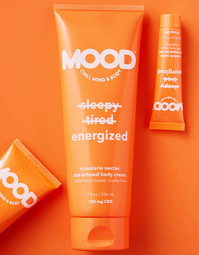MOOD Energized CBD-Infused Body Cream