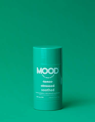 MOOD Soothed CBD-Infused Muscle Balm