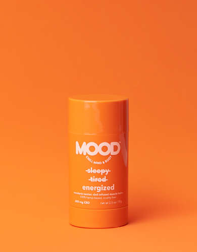 MOOD Energized CBD-Infused Muscle Balm