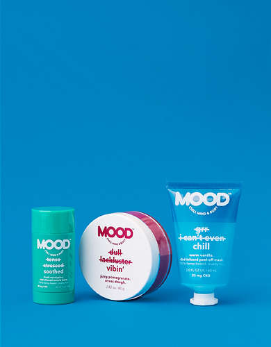 MOOD CBD-Infused Unplug & Unwind Set