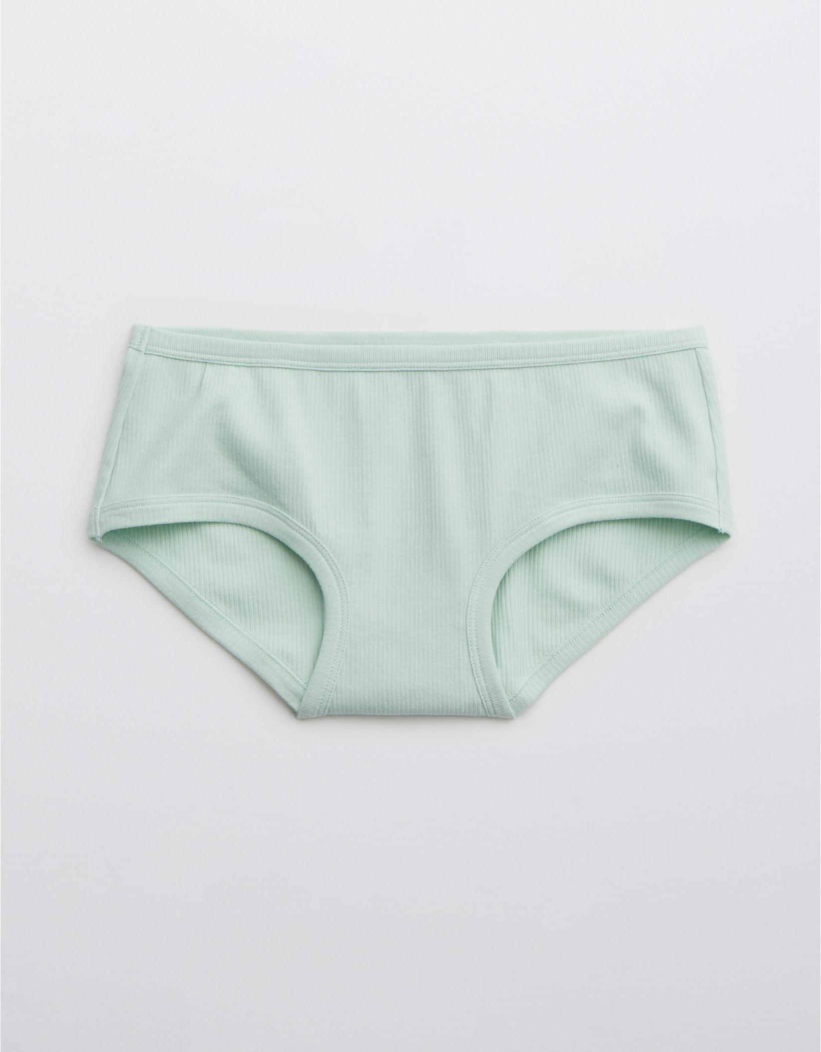 Aerie Ribbed Cotton Boybrief Underwear
