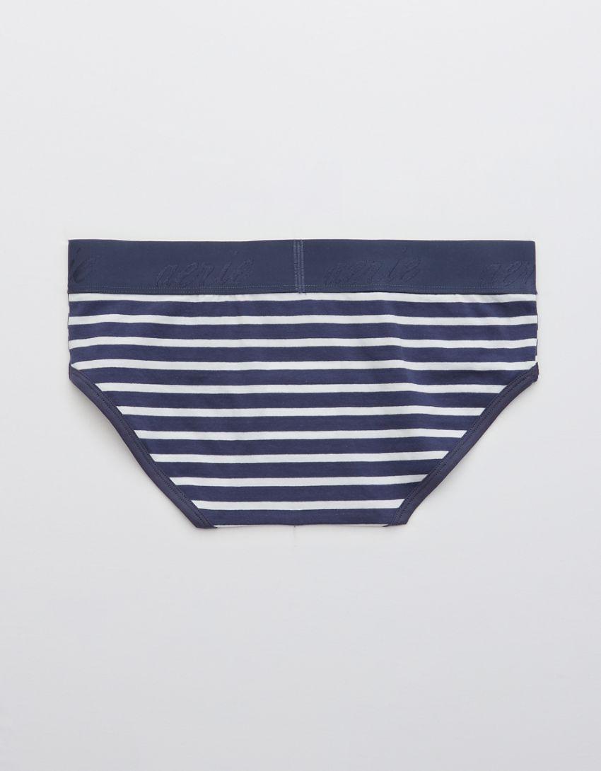 Aerie No. 1 Boybrief Striped Underwear