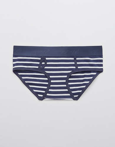 Aerie No. 1 Boybrief Striped Underwear
