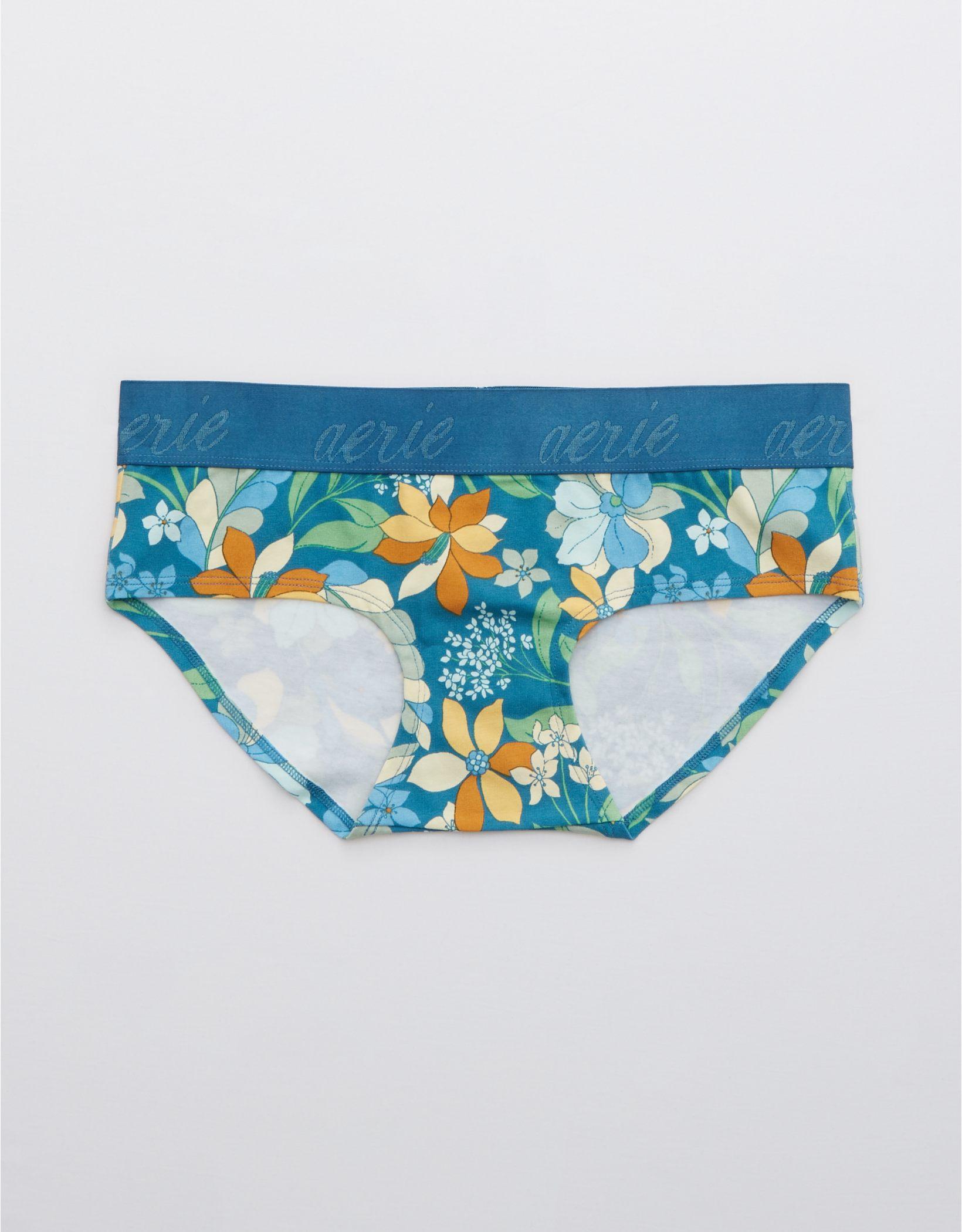 Aerie Cotton Logo Boybrief Underwear