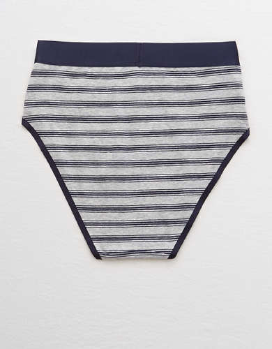 Aerie Cotton High Waisted Bikini Underwear