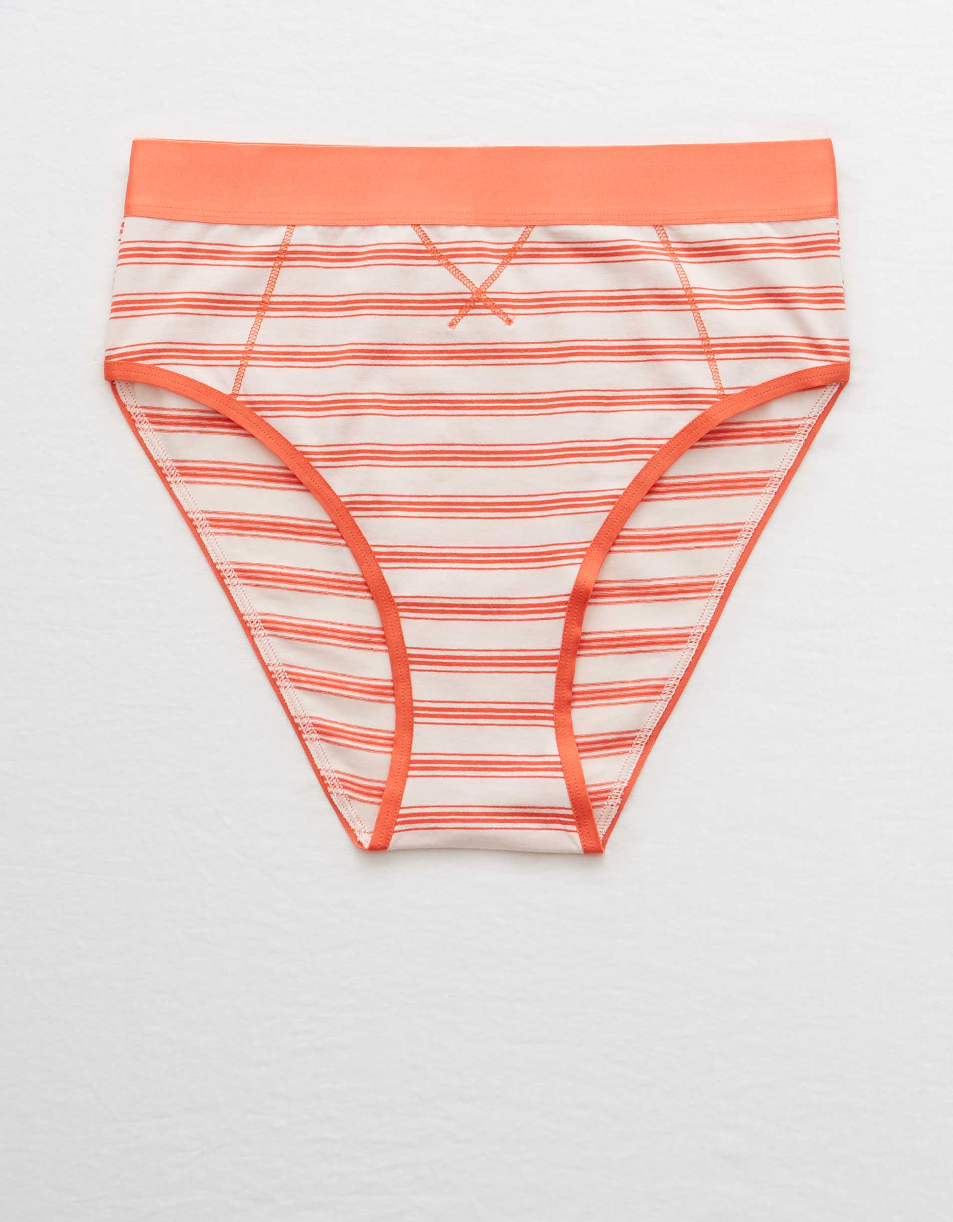 Aerie Cotton High Cut Bikini Underwear