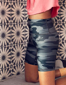Aerie Move High Waisted Bike Short