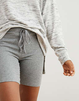 Aerie Real Soft® Sleep Bike Short