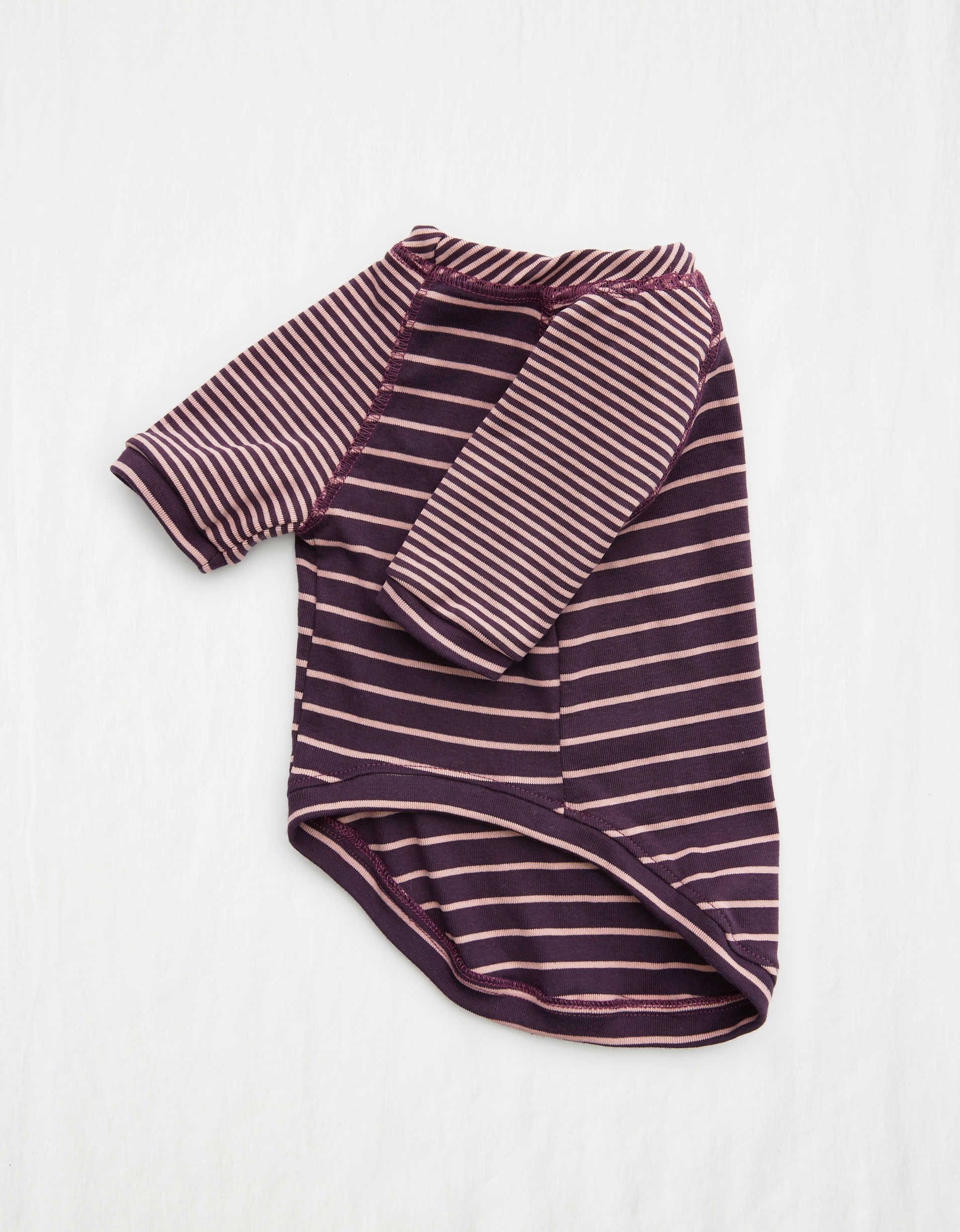 Ware Of The Dog Striped T-Shirt