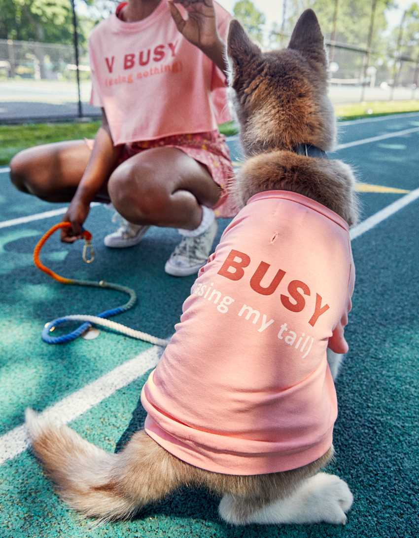 OFFLEASH by Aerie Dog Graphic Tee