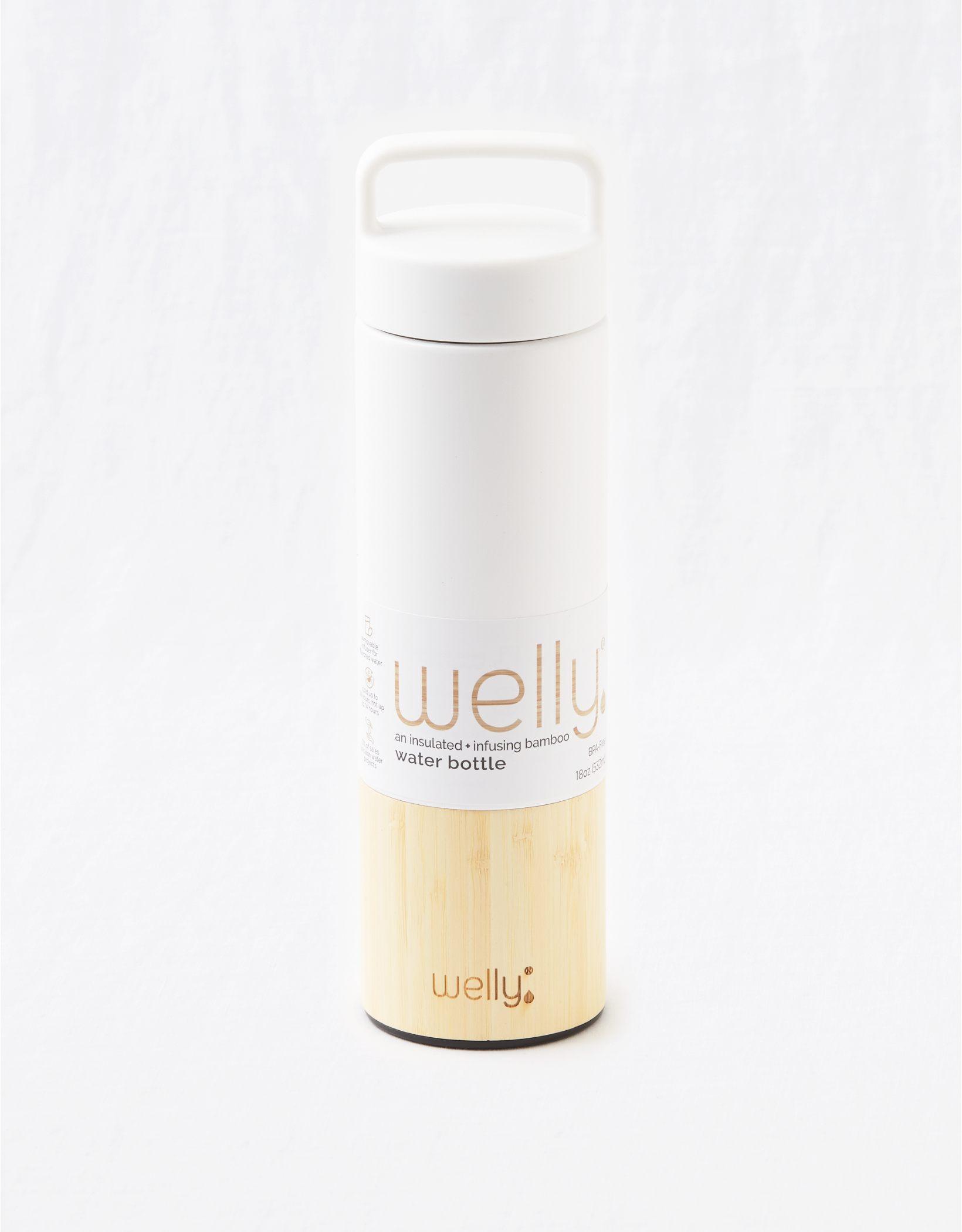 Welly 18 Oz Traveler Water Bottle